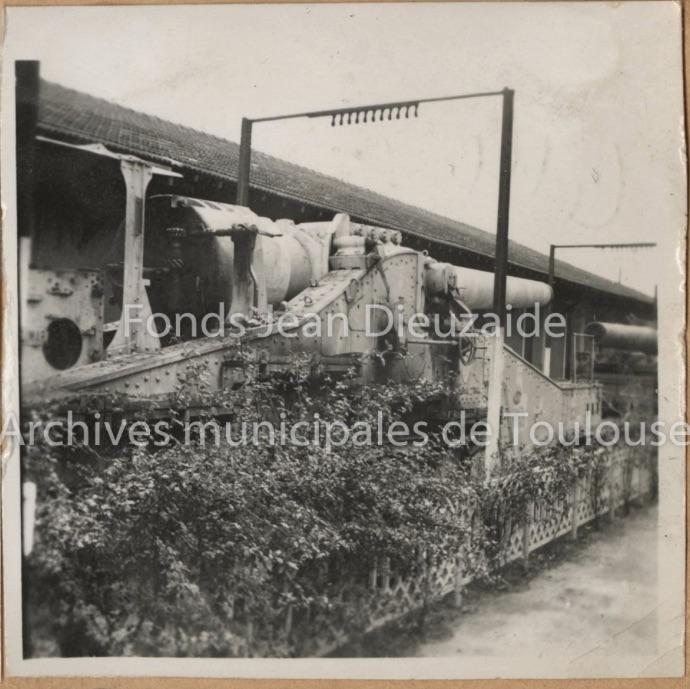 Eisenbahn artillerie abteilung 640 Montélimar/Marseille - Page 2 Chatea10