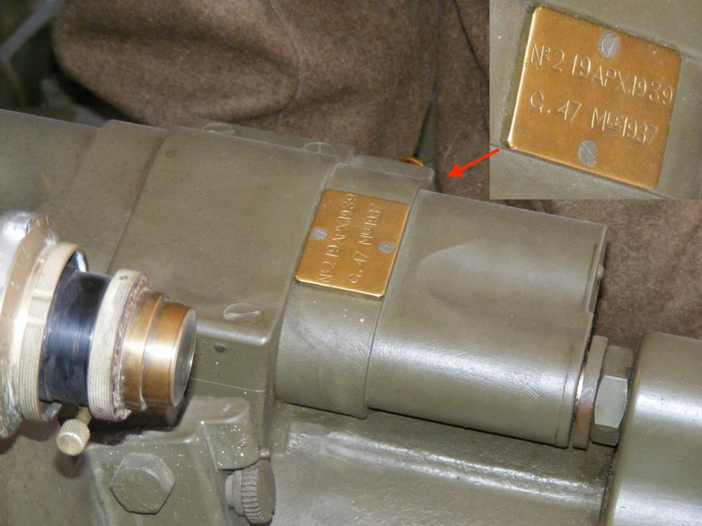 47 mm APX Mle 1937 / 4.7cm Pak 181 (f) - Page 2 Dragui13