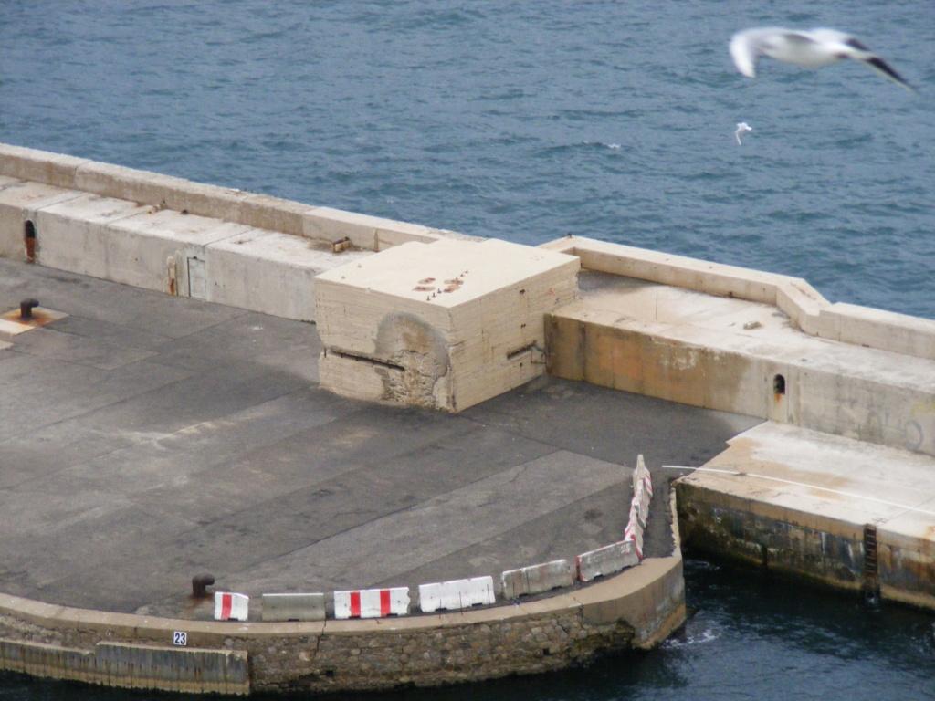 Grande digue du port (Marseille, 13) - Page 2 Mar04611