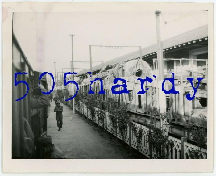 Eisenbahn artillerie abteilung 640 Montélimar/Marseille - Page 2 Marign10