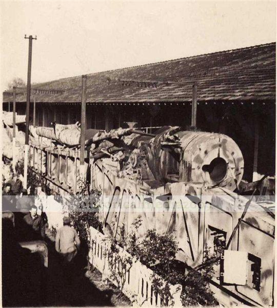 Eisenbahn artillerie abteilung 640 Montélimar/Marseille - Page 2 Marign12