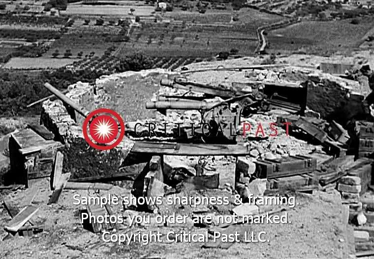 Fort de Six Fours - Batterie de Flak Tor01310