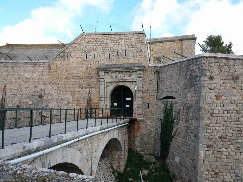 Fort et batteries de La Croix Faron Toulon (83) Tor12910