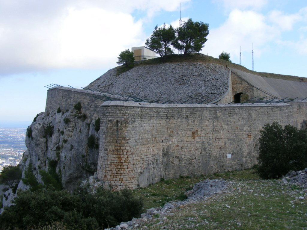 Fort et batteries de La Croix Faron Toulon (83) Tor12911