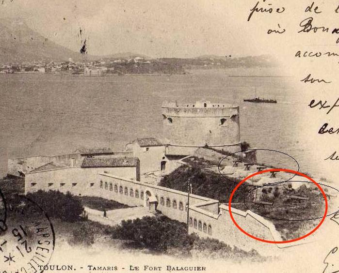 Tor 151, Fort Balaguier (Toulon, 83) Tor15115
