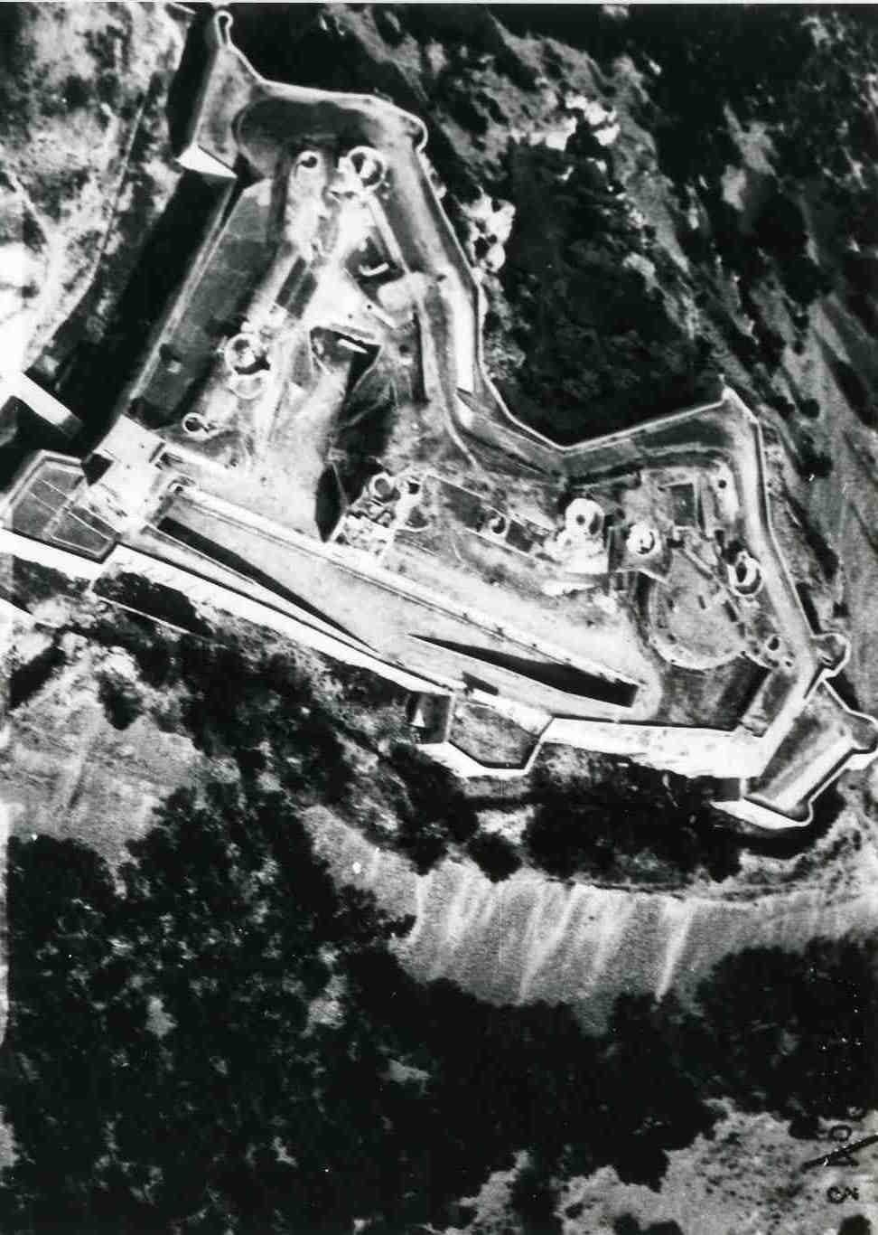 Fort et batteries de La Croix Faron Toulon (83) Torbat10