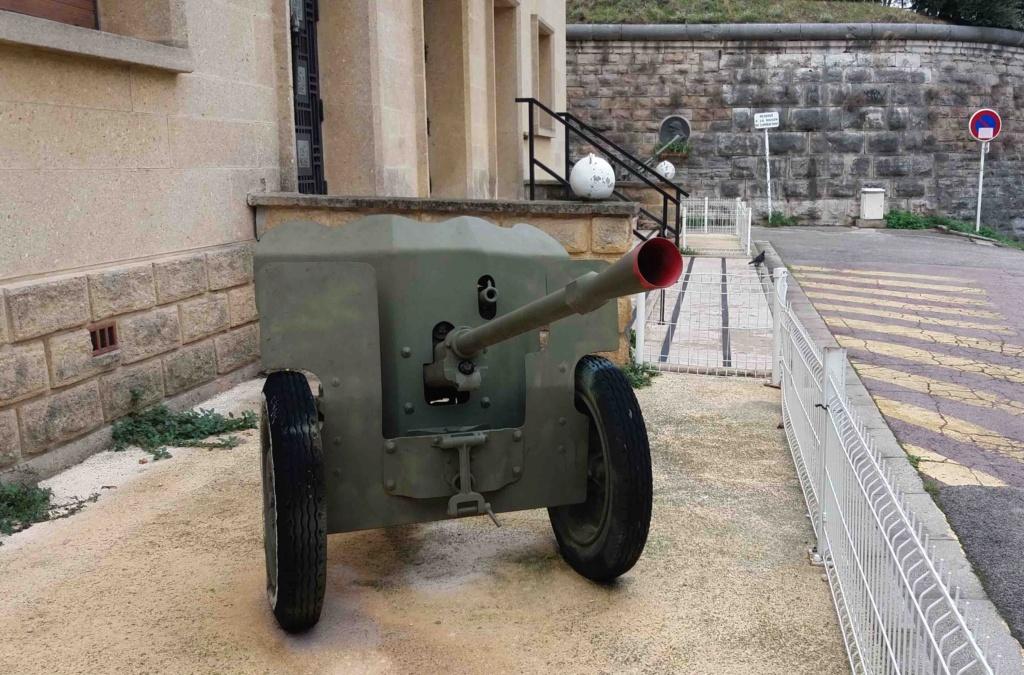 Le 2,5 cm Pak 112 (f) et 2,5 cm Pak 133 (f) - Page 2 Toulon10