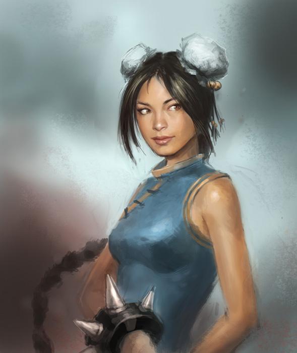 Street Fighter: The Legend of Chun Li Kristi10
