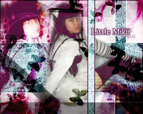 Mikii et photoshop Little12