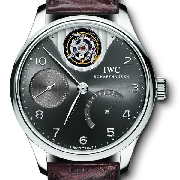 Tourbillon William Baume Iwc-iw10