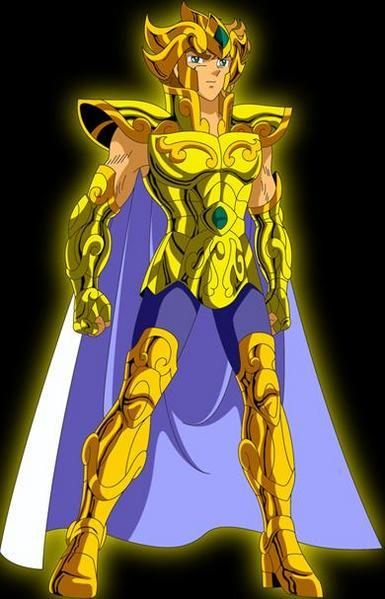 Aiolia chevalier d'or du lion Perso-10