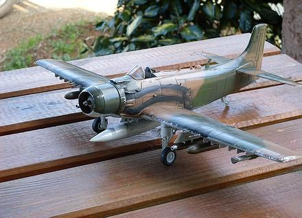 a1h skyraider au 1/48 Sky1010