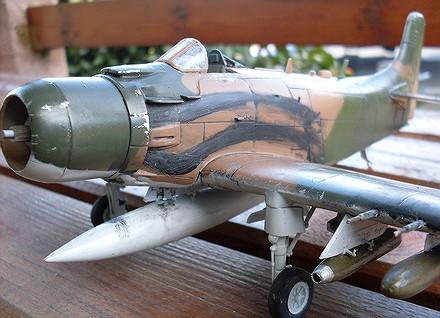 a1h skyraider au 1/48 Sky1110