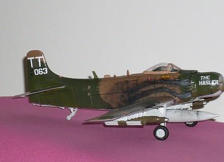 a1h skyraider au 1/48 Sky1211