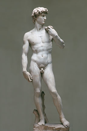 SCULPTURES dans le monde David110