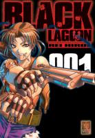 Black Lagoon - let the guns do the talk ! - de Rei Hiroe Blackl10