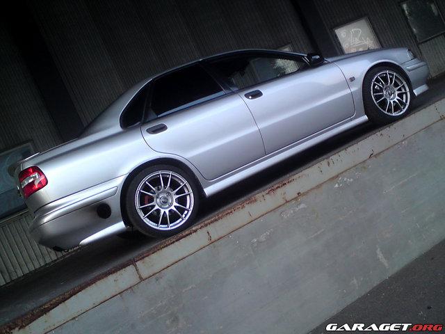"hantoft - Volvo S40 turbo ""lättad"" 21952610"