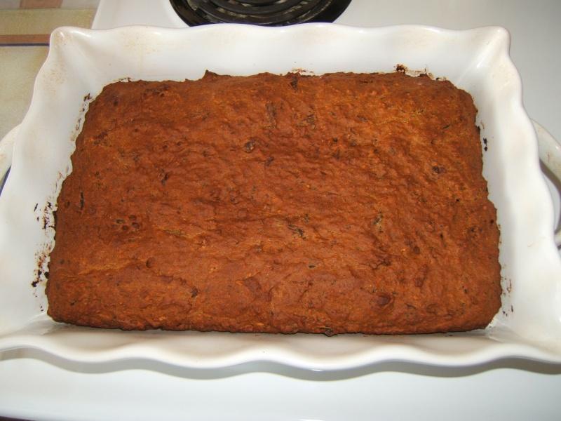 Gâteau aux dattes !! Dscf0030