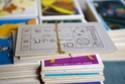 Diverses cartes, images et divers autocollants 34-73f10
