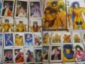 Diverses cartes, images et divers autocollants A_four12