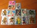 Diverses cartes, images et divers autocollants Al882311