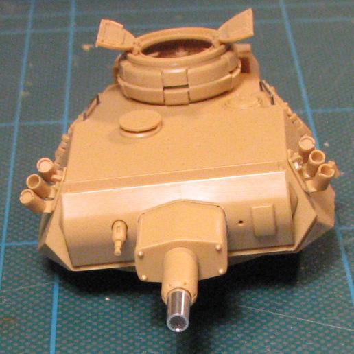 Montage Pz III ausf. N [TAMIYA 1/35] Photo105