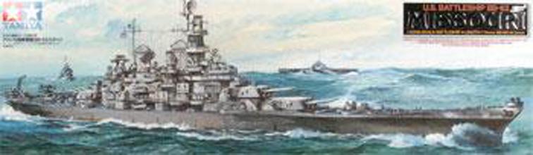 Achat récent : USS BB 63 Missouri de TAMIYA au 1/350 me Missou10