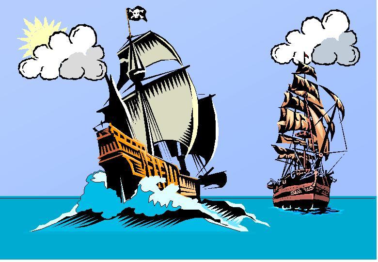 Marins montrez vos créations artistiques! - Page 6 Pirate10