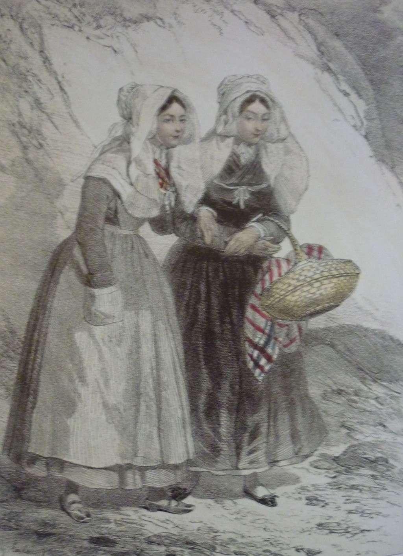 Recherche information sur costumes vannes gallo Lalais13