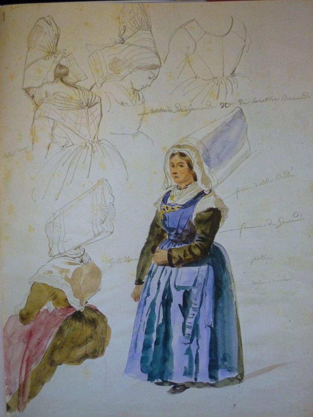 Recherche information sur costumes vannes gallo Lalais14