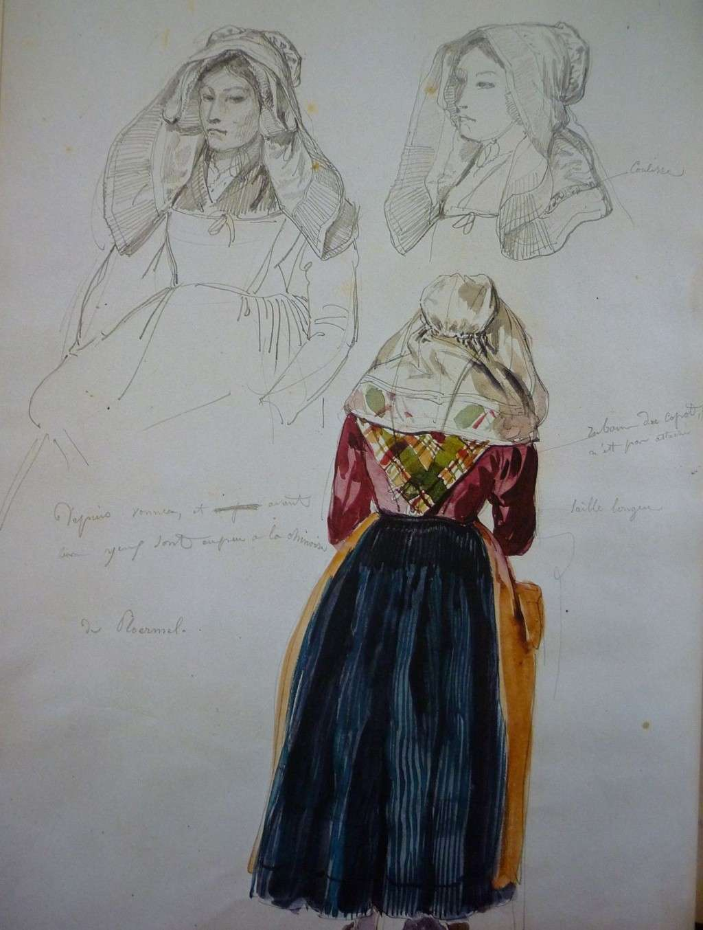 Recherche information sur costumes vannes gallo Lalais15