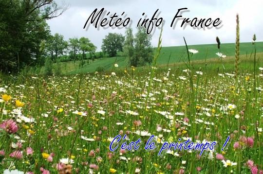 météo info France