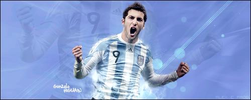Gonzalo Higuain    Argentina Gonzal11