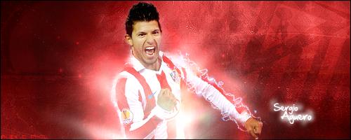 Sergio Aguero [Atletico Madrid] Sergio11