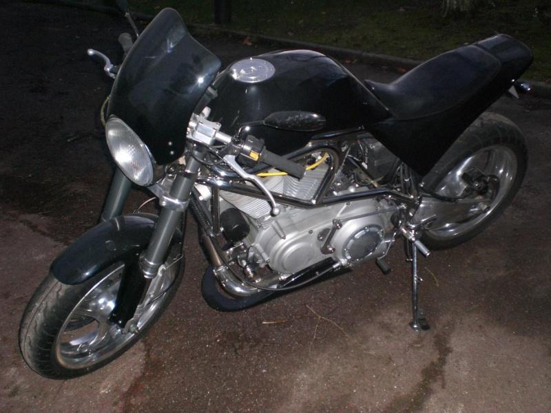 S1 Chrome Racer Buelld10