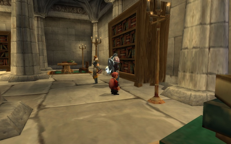Whitestar Snapshots book (WOW RP screenshots) Wowscr10