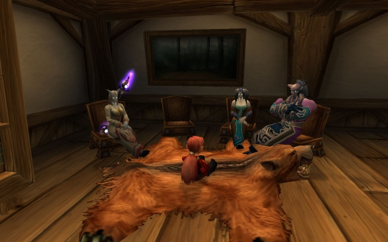 Whitestar Snapshots book (WOW RP screenshots) Wowscr25