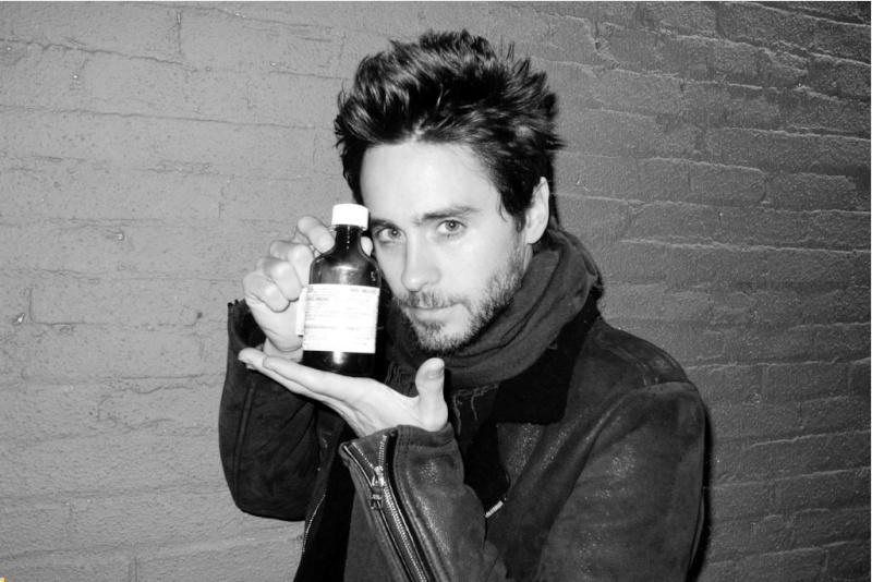 [PHOTOSHOOT] Jared Leto by Terry Richardson - Page 5 00417