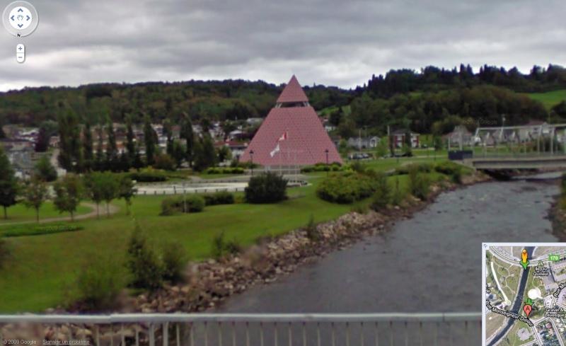 Pyramide des Ha! Ha!, la Baie, Québec - Canada Pyrami10