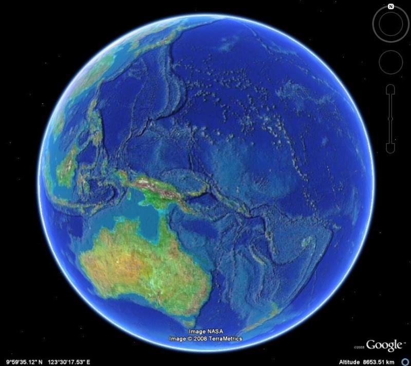 Le fond des mers et des océans Relief10