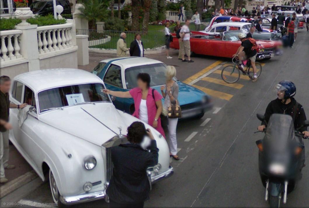 STREET VIEW : belles voitures (France) - Page 3 Voitur10