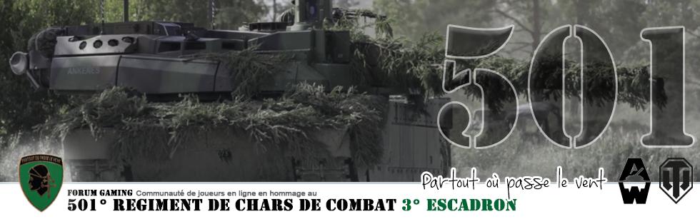FORUM 501-3 - Communauté - AW - WOT - WT