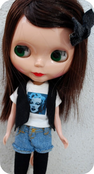 Rosie Red Encore (RRe) // SBL Blog10