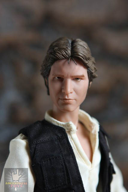 STAR WARS - HAN SOLO - TRILOGIE - (RAH 423) Feb16_15