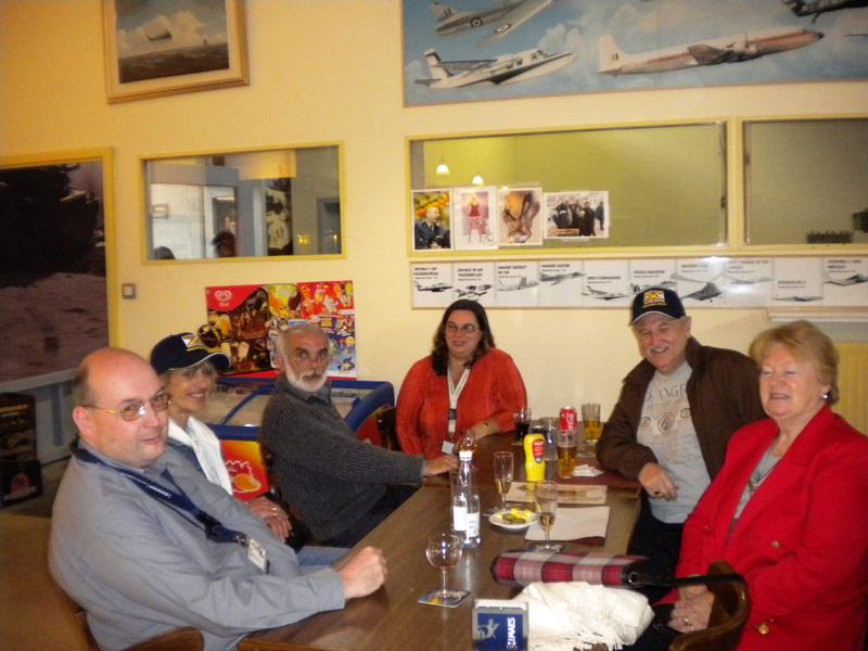 Photos des membres en visite au MRA 02_vis10