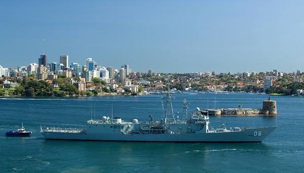 Australian Navy - Marine Australienne - Page 3 20081010