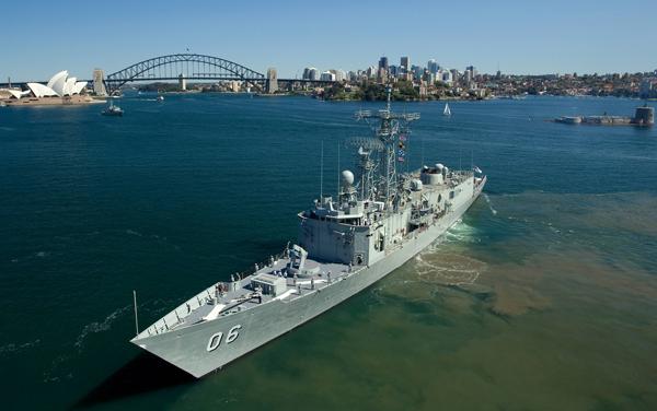 Australian Navy - Marine Australienne - Page 3 20081011
