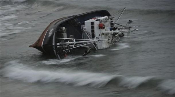 Accidents et tempêtes en mer : les news - Page 4 610x21