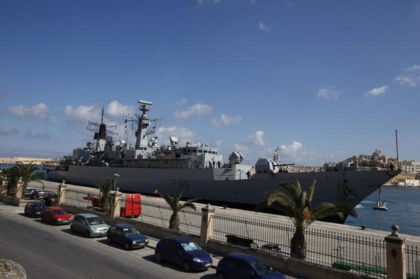 Coalition aéro maritime au large de la Libye - Page 2 610x35