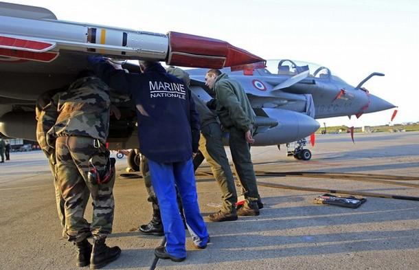 Coalition aéro maritime au large de la Libye - Page 4 610x43